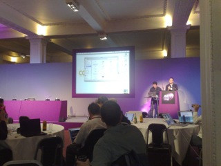 TeachMeet '08 @ BETT