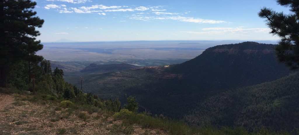 East Rim Overlook