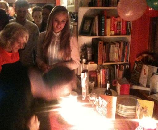 Boyd's birthday